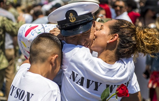 2018 Military Family Appreciation Month